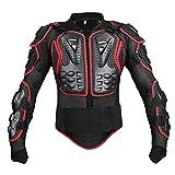 Sport Motocross MTB Racing Protector completo de armadura para hombres, motocicleta motocicleta motocicleta chaqueta protectora Spine pecho protección equipo