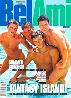Freshmen Magazine Presents Bel Ami Fantasy Island, Summer 2001