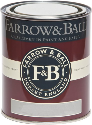 Farrow & Ball Estate Eggshell Farbe 750ml All White 2005 Eggshell