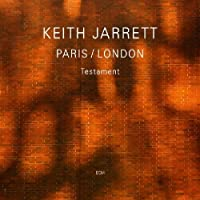 Paris / London (Testament) [3 CD] by Keith Jarrett (2009-10-06)