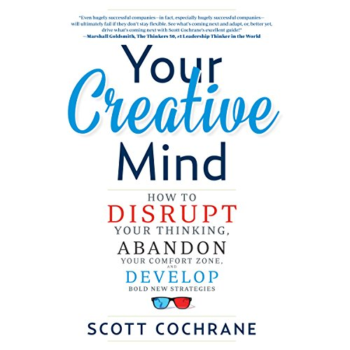 Your Creative Mind audiobook cover art