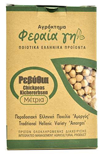 Griechische Kichererbsen von Terra Ferea   Neue Ernte einer traditionellen griechischen Sorte (500)