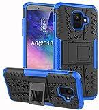 Yiakeng Samsung Galaxy A6 2018, Shockproof Slim Drop Full