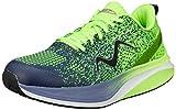 MBT Rocker Bottom Shoes Men's – Athletic Running Shoe Huracan-3000 - Green