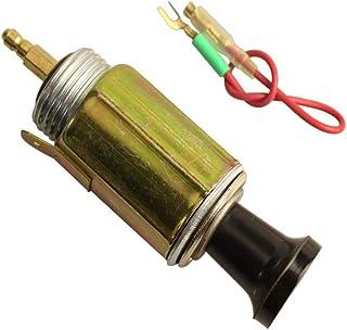 Blvcody DC 24V Universal Car Truck Trailer Vehicle Cigarette Lighter Socket Replacement Plug & Socket Assembly Set