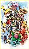 Pokemon Lets Go, Pikachu , Eevee Funny Jokes: Comedy Funny, Hilarious, Jokes, Humor, Trolls, Epic Fails - Jokes Books (English Edition)