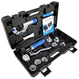 IBOSAD HVAC Hydraulic SWAGING tool kit for copper tubing Expanding 3/8 inch to 1 1/8 inch