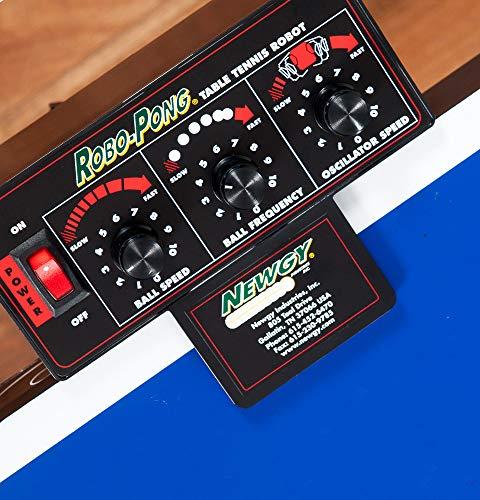Newgy Robo-Pong 2040+ Robot de...