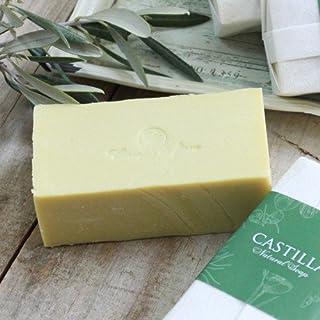 Jabón de Castilla 100% Aceite de Oliva