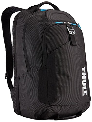 Thule Crossover 15' Backpack Black Blue - Laptop Bags (Backpack, 15' Shoulder Strap, 1kg, Black, Blue)