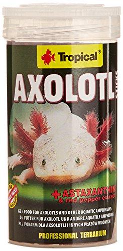 Tropical AXO- lotl Stick Nahrung für Aquaristik 250ml