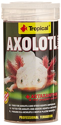Tropical AXO- lotl Stick Nahrung für Aquaristik 250 ml