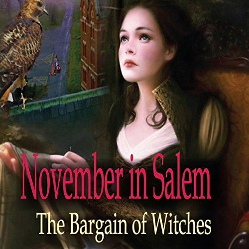 November in Salem: The Bargain of Witches cover art