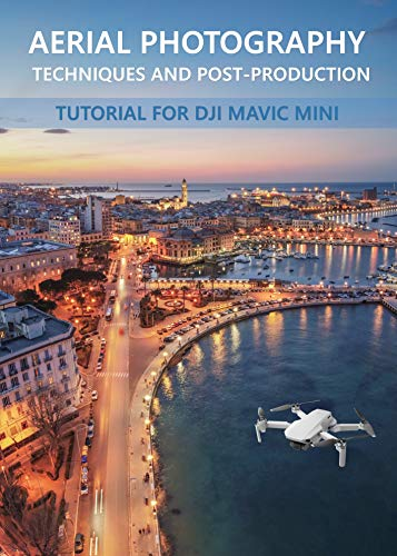 Aerial Photography: techniques and post-production for DJI Mavic Mini (English Edition)