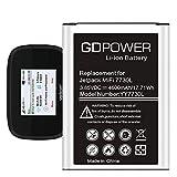 GDPower 4600mAh Li-ion Battery Replacement...