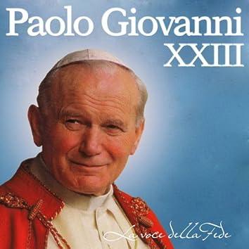 Giovanni Paolo XXIII (La voce della fede)