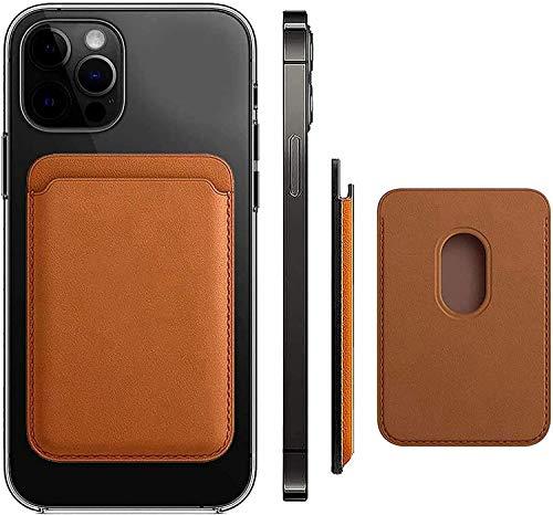 Funda magnética de la Bolsa de la Tarjeta de la Tarjeta de la Cartera de Cuero para el iPhone 12 Mini Pro MAX Funda del teléfono para iPhone11 Caja del imán