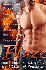 Blaze (A Minxes of Romance anthology) Kindle Edition