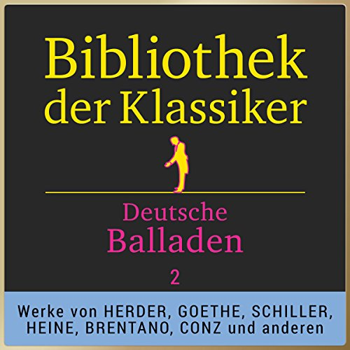Deutsche Balladen, Teil 2 cover art