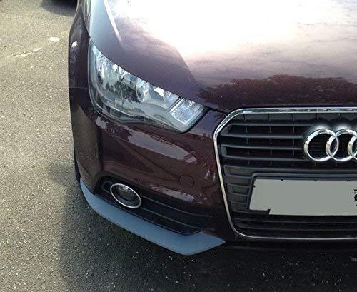 Spoiler anteriore AUDI A1Flaps Spoiler Spoiler angoli nuovo