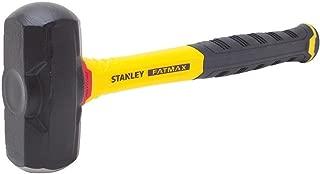 Stanley FMHT51297 FATMAX AntiVibe Fiberglass Engineering Sledge Hammer, 4 lb