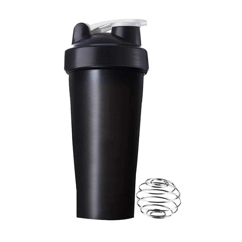 遺体安置所タイマー実験Lindexs プロテインシェイカー 直飲み プラスチックウォーターボトル ジム シェーカーボトル 600ml