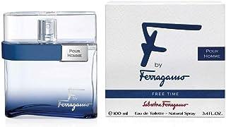 Salvatore Ferragamo F by Ferragamo Free Time - perfume for men, 100 ml - EDT Spray
