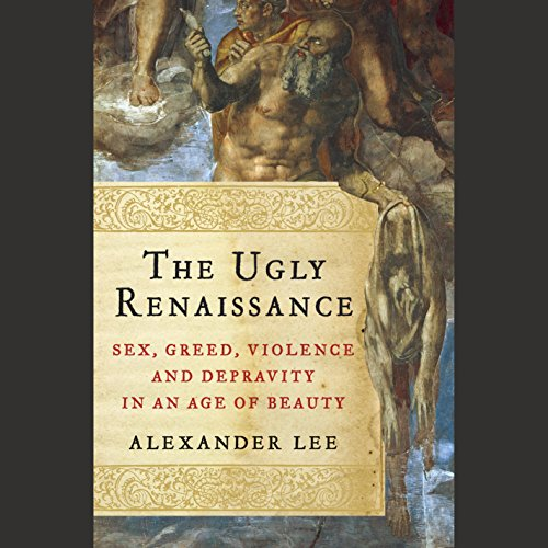 The Ugly Renaissance audiobook cover art