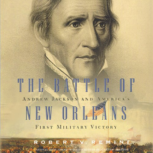 The Battle of New Orleans audiobook cover art