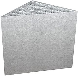 SB41, Schluter-Kerdi-Shower-SB, Shower Bench, Triangular - 16W by Schluter Systems