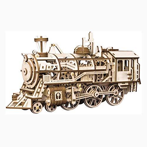 BNHXT Puzzle 3D Modelo Mecánico, Kits Construcción 3D Maquetas, Rompecabezas Mecánico, Maquetas para Construir para Adultos