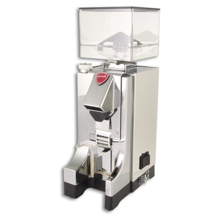 Espressomühlen für Siebträger: Eureka MCI Timer Kaffeemühle