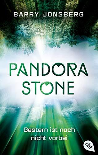 Buchseite und Rezensionen zu 'Pandora Stone - Gestern ist noch nicht vorbei (Die Pandora Stone-Reihe, Band 2)' von Barry Jonsberg