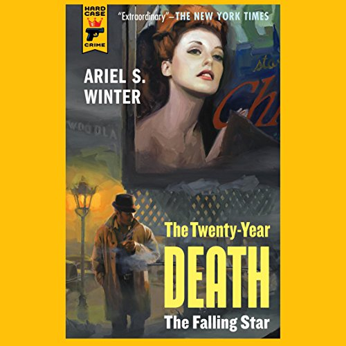 The Twenty-Year Death: The Falling Star audiobook cover art