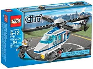 LEGO City Police Helicopter 7741
