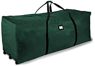 artificial tree rolling storage bag