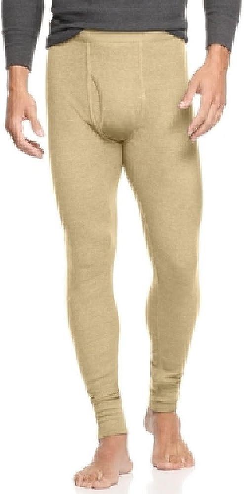 Alfani by Macy's Men's Underwear, Waffle Knit Thermal Long Underwear in Oatmeal Heather