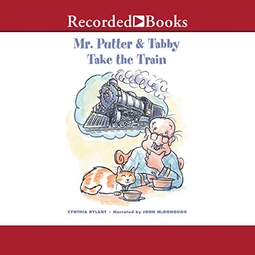 Mr. Putter and Tabby Take the Train  By  cover art