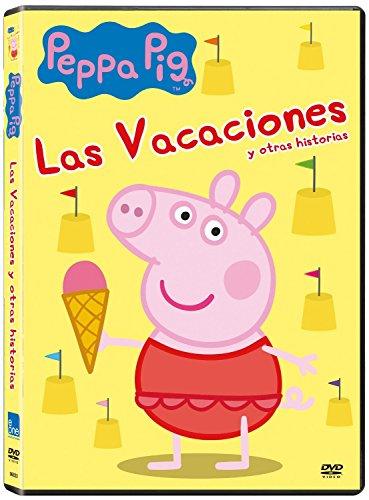 Peppa Pig - Las Vacaciones Y Otras Historias [DVD]