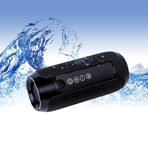 Altavoz Bluetooth 40W, Altavoz Bluetooth Portatiles IPX6 con Powerbank, 15 Horas De Reproducción, Sonido Estéreo TWS, Efecto De Triple Bajo, Speaker Bluetooth 4.2 Y Manos Libres,2