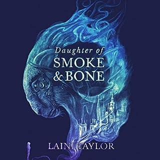 Daughter of Smoke and Bone cover art