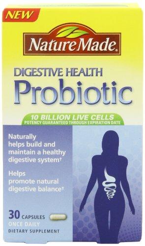 nature made probiotics for women Nature Made Digestive Health Probiotics, 30 Count