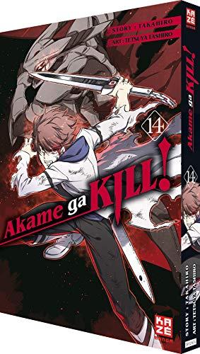 Akame ga KILL! - Band 14