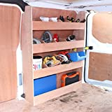 Monster Racking Ford Transit Meuble de Rangement en contreplaqué 102 x 136 x 30 cm
