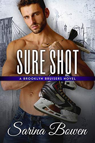 Sure Shot: A Hockey Romance (Brooklyn Book 4) (English Edition)