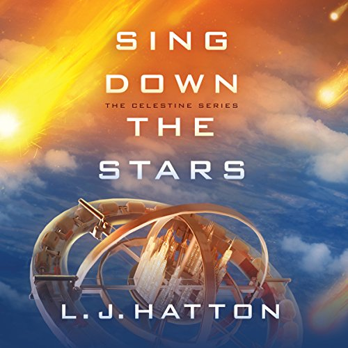 Sing Down the Stars audiobook cover art