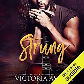 Strung audiobook cover art