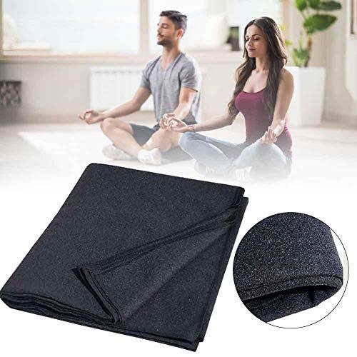 iBàste Colchoneta meditacion - Superficie para Cojin Meditacion - Esterilla Meditacion -...