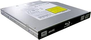 パイオニア 12.7mm スリムラインSATA接続 内蔵型スリムドライブ(ドロワ方式) バルク BDXL対応 BDライター ソフト付 BDR-TD05/WS