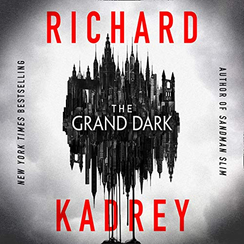 The Grand Dark audiobook cover art
